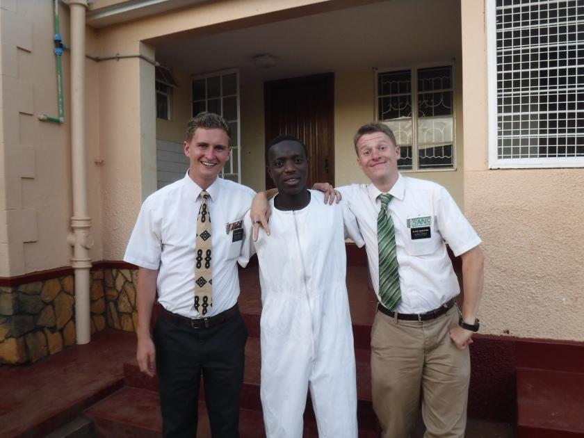 Week 83 Charles baptism
